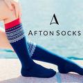 Afton Socks Logo