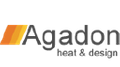 Agadon Heat and Design logo