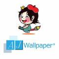 AJ Wallpaper Australia Logo