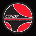 Ak-47 MMA Logo