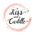 a kiss and a cuddle Logo