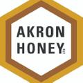 Akron Honey Logo