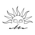 Alba Manila logo