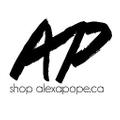 Alexa Pope Logo