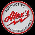 Alex's Automotive Finishes Logo