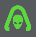Alien Sunshade Logo