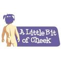 A Little Bit of Cheek Logo