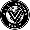 All Around Vegan Logo