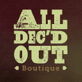 All Decd Out Logo