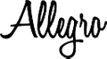 Allegro Clothing Logo
