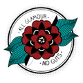 All Glamour No Guts Logo