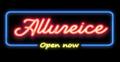 ALLUREICE Logo
