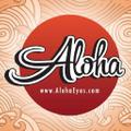 Aloha Eyes Logo