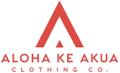 Aloha Ke Akua Clothing Logo