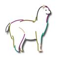 Alpacas of Montana Logo