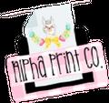 alpha-printco.com Logo