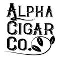 alphacigar Logo