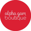 Alpha Gam Boutique Logo
