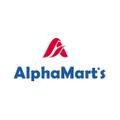 AlphaMarts logo