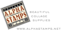 Alpha Stamps Logo