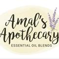 Amal's Apothecary logo