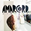 Amarcord Vintage Fashion USA Logo