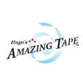 Hugos Amazing Tape USA Logo