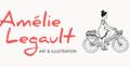 AmelieLegault Logo