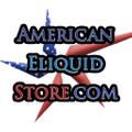 American eLiquids  Logo