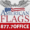 American Flags logo