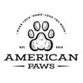 American Paws logo