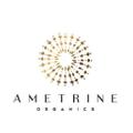 Ametrine Organics Logo