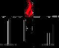 AmiraHookahs USA Logo