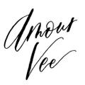 AMOUR VEE logo