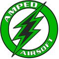 Amped Airsoft Logo