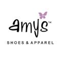 Amy's Shoes & Apparel Logo