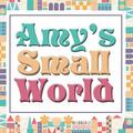 Amy's Small World Logo