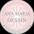 ANA MARIA DESSIN Logo