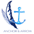 Anchor & Arrow Baby Logo