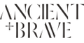 ANCIENT + BRAVE Logo