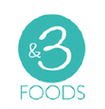 And 3 Foods Logo