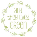 And They Lived Green logo