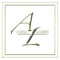 Anesa Lashes Logo