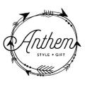 ANTHEM style + gift Logo