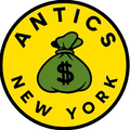 Antics New York logo