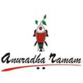 Anuradha Ramam Logo