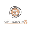 Apartment No.3 Logo