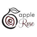 Apple Rose Beauty Logo