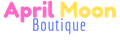 April Moon Boutique Logo