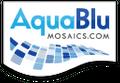 AquaBlu Mosaics logo